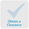 Obtain a Clearance